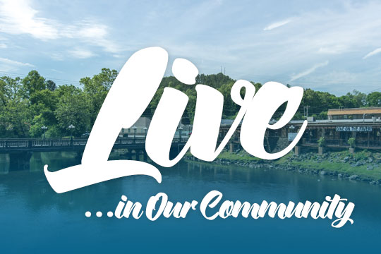 Live in Our Community