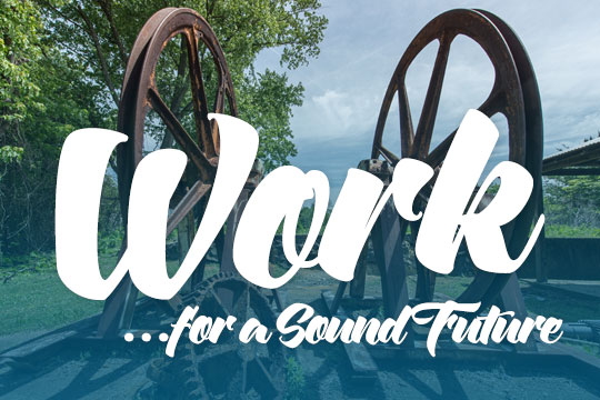 Work for a Sound Future